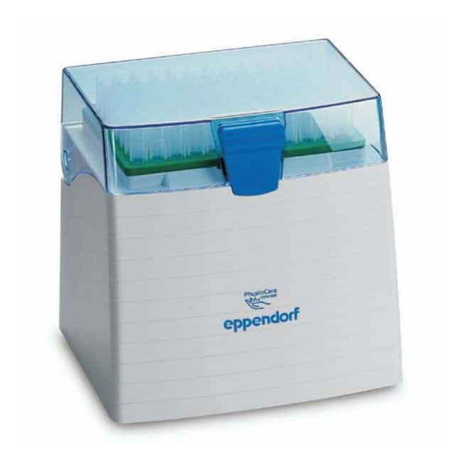 Eppendorf epTIPS Dualfilter Tips ,PCR Clean  50-1250µL,;Racks; 5 x