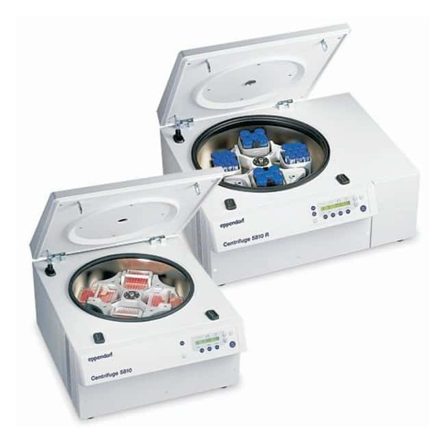 Eppendorf 5810R Centrifuge and Rotor Packages  w/4 x 250mL Rotor, 4 x 15mL