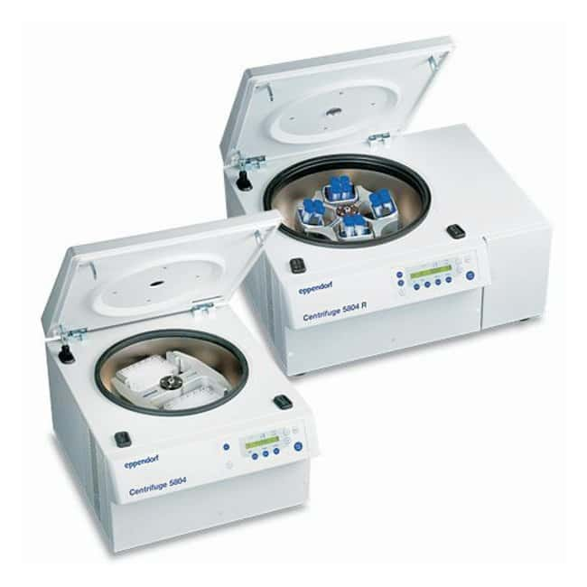Eppendorf 5804 Series Centrifuge with Rotor Packages :Centrifuges and Microcentrifuges:Benchtop