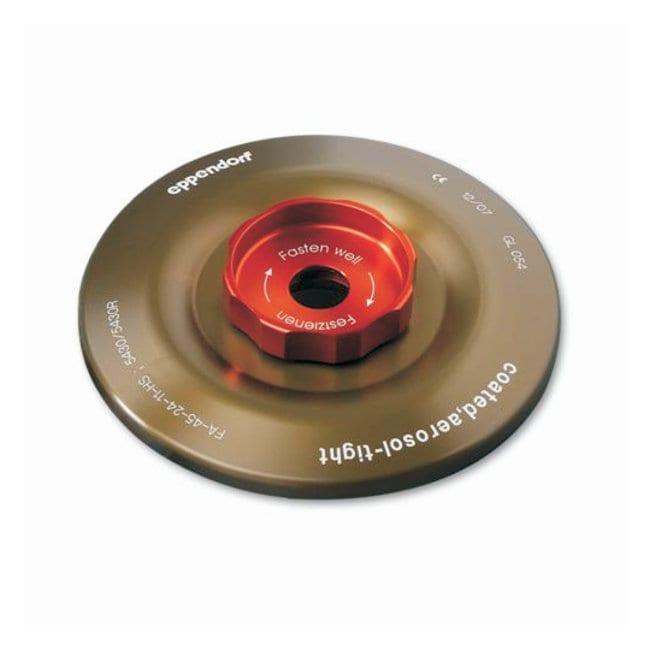 EppendorfModel 5424 Microcentrifuge Lids Rotor lid; Coated; Special; Aerosol-tight:Centrifuges
