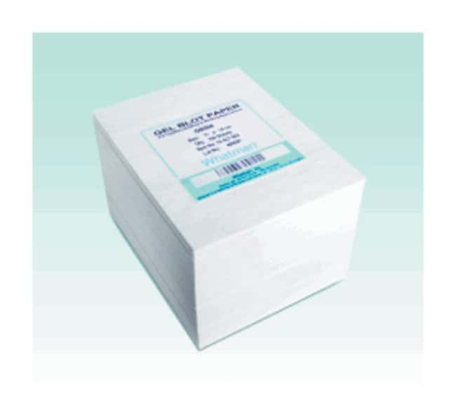 CytivaWhatman™ Grade GB003 Blotting Paper Size: 15 x 20cm CytivaWhatman™ Grade GB003 Blotting Paper