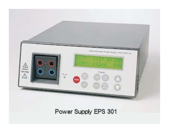 GE Healthcare EPS 301 Electrophoresis Power Supply EPS 301; 300V, 400 mA,