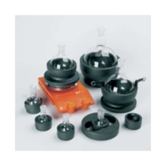 Heidolph Radleys Heat-On Multi-Well Block Package with Six Inserts Heat-On