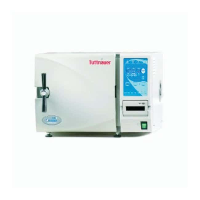 Heidolph™Tuttnauer™ Automated Electronic Benchtop Sterilizers