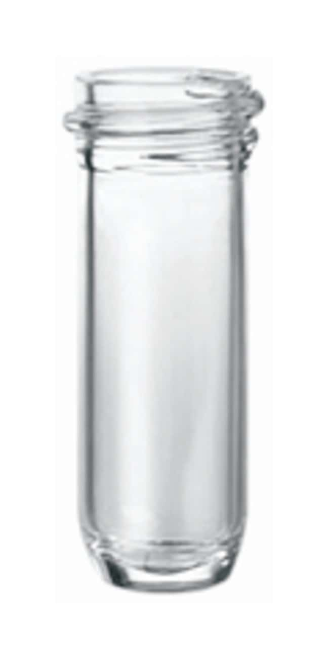 DWK Life Sciences Kimble Accuform SSR Standard Glass Vials GPI thread finish: