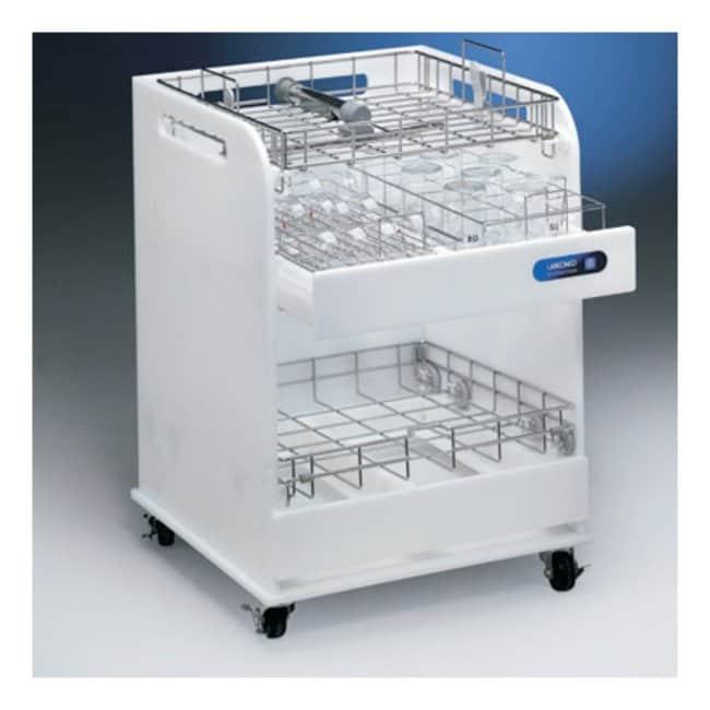 Labconco™ScrubberMate™ Glassware and Rack Cart