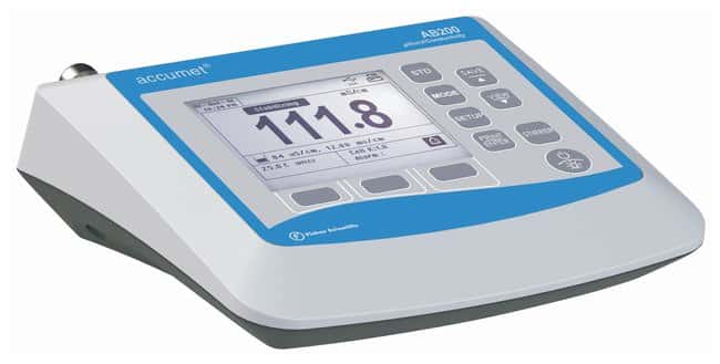 Fisherbrand accumet AB200 pH/Conductivity Benchtop Meters,:Thermometers,