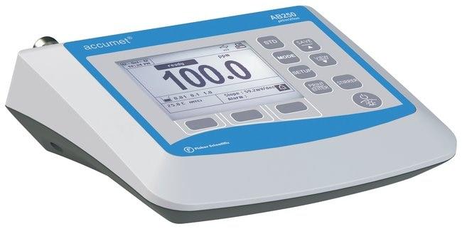 Fisherbrand accumet AB250 pH/ISE Benchtop Meters:Thermometers, pH Meters,