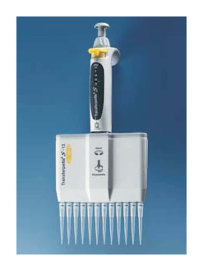 BrandTech Transferpette S Multichannel Pipet - TRADE-UP PROMO Vol.: 10