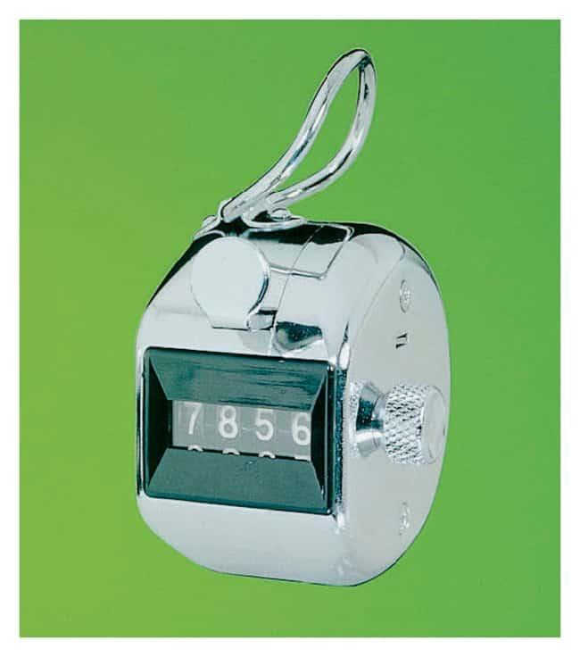 Fisherbrand™ Hand Tally Counter Tallies to 9999 Parts Counters