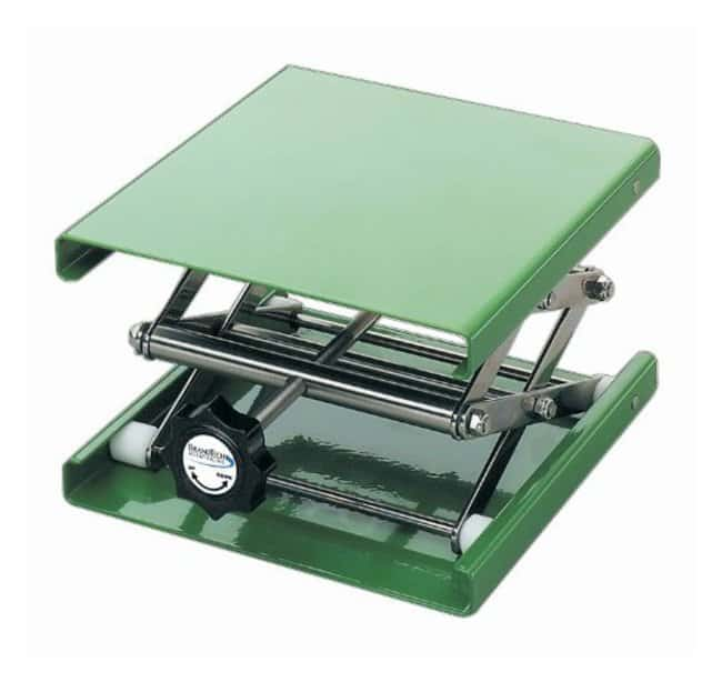 BrandTech Support Jacks Powdered aluminum; Deck: 40 x 40cm; Maximum static