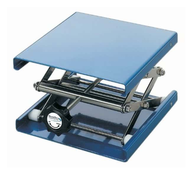BrandTech Support Jacks  Anodized Aluminum; 20 x 20cm:Clamps, Stands and