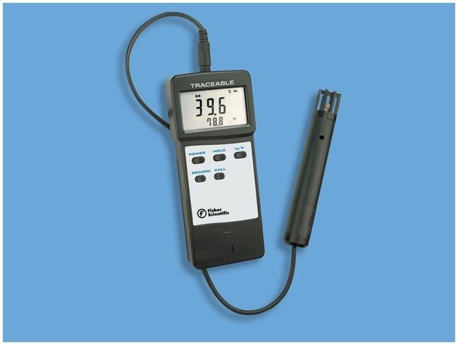 Temperature Humidity Meter : Fisherbrand™ traceable™ temperature humidity meter