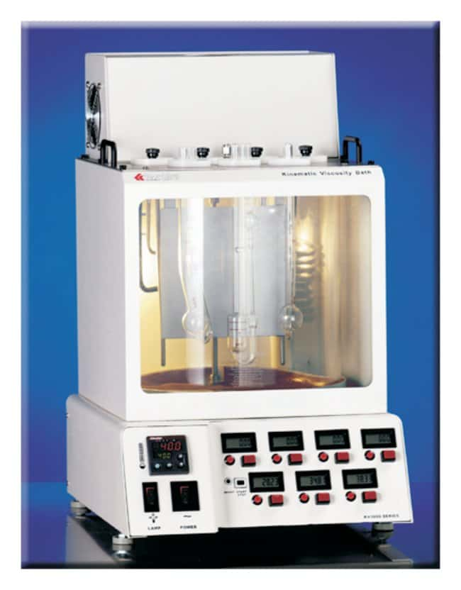 Koehler Instrument KV3000 and KV4000 Constant-Temperature Viscosity Baths:Incubators,