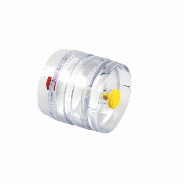 MilliporeSigma Empty Monitor Cassette for 37mm Aerosol Analysis Monitors:Gloves,