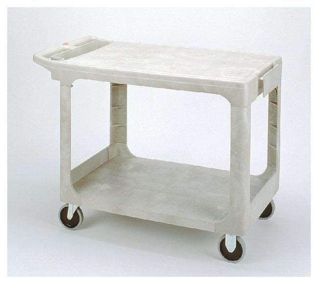 Rubbermaid™Flat-Shelf Utility Cart