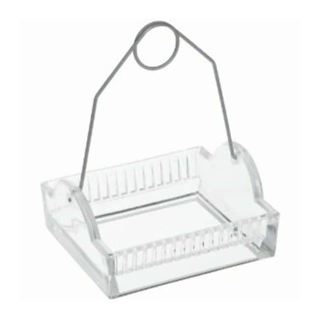 DWK Life SciencesWheaton Glass Slide Staining Rack for 16 slides Glass