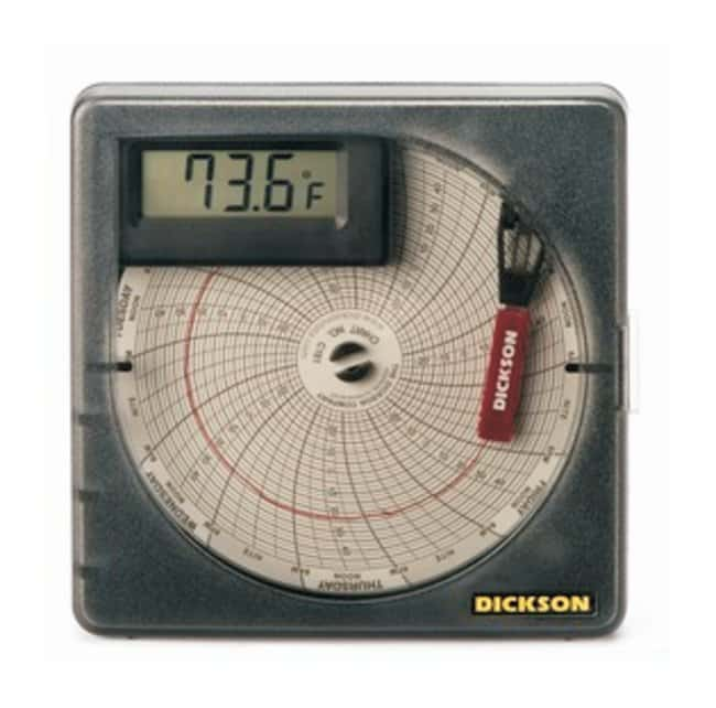 Dickson SK4/SL4 Temperature Chart Recorders SL4 (Display); 0 to +100°F