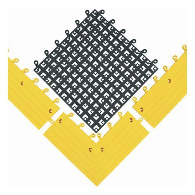 WearwellEdgings for ErgoDeck Open Grid Flooring:Facility Safety and Maintenance:Floor