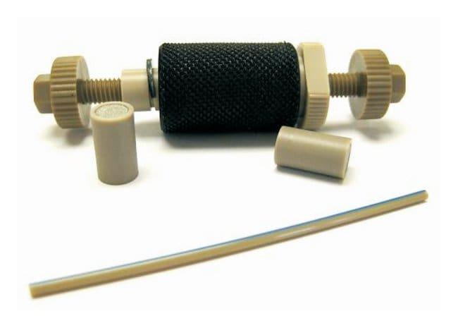 Hamilton™HxSil C8 Vorsäulenkartuschen-Kit PEEK; L x Inndendurchm.: 8x3mm; 57μl Hamilton™HxSil C8 Vorsäulenkartuschen-Kit