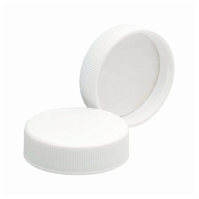 DWK Life SciencesBouchons en PP blanc avec joints expansé en polyvinyle Wheaton™ Taille debouchon: 38mm-400 DWK Life SciencesBouchons en PP blanc avec joints expansé en polyvinyle Wheaton™