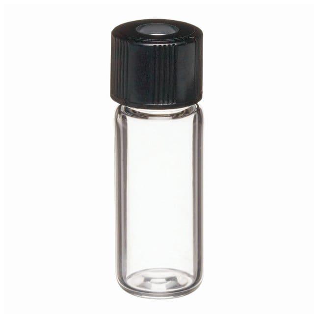 DWK Life SciencesProbenfläschchen aus Glas in Vial File™ 1.5mL; Clear; 8-425; 12 x 35mm; PTFE/Silicone Liner DWK Life SciencesProbenfläschchen aus Glas in Vial File™