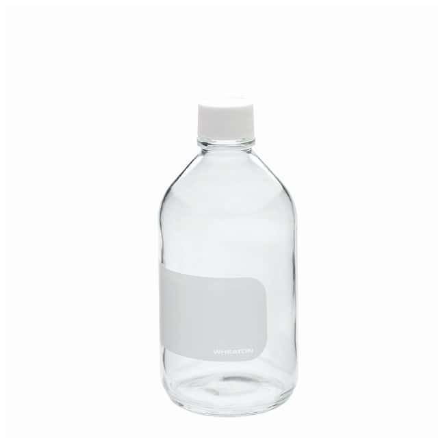 DWK Life SciencesWheaton™ Labeled Reagent Bottles Bottles, 500mL DWK Life SciencesWheaton™ Labeled Reagent Bottles