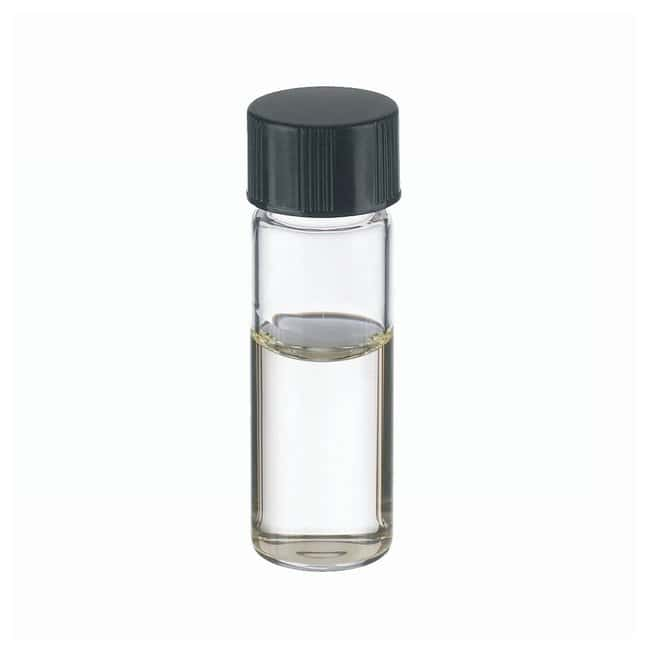 DWK Life SciencesWheaton™ Clear Glass Sample Vials in Lab File with Caps Attached