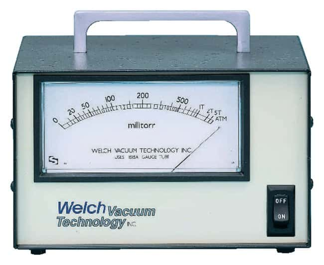 Welch Thermocouple One-Station Vacuum Gauge One Station model:Gloves, Glasses