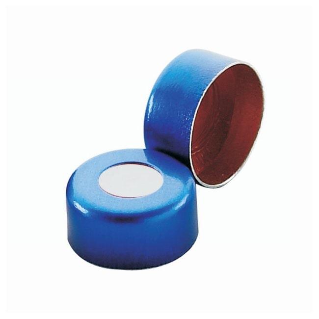 DWK Life Sciences Wheaton E-Z Seals Aluminum Vial Caps:Chromatography:Autosampler