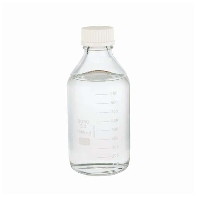 DWK Life Sciences Wheaton™ Lab 45 Graduated Safety-Coated Bottles