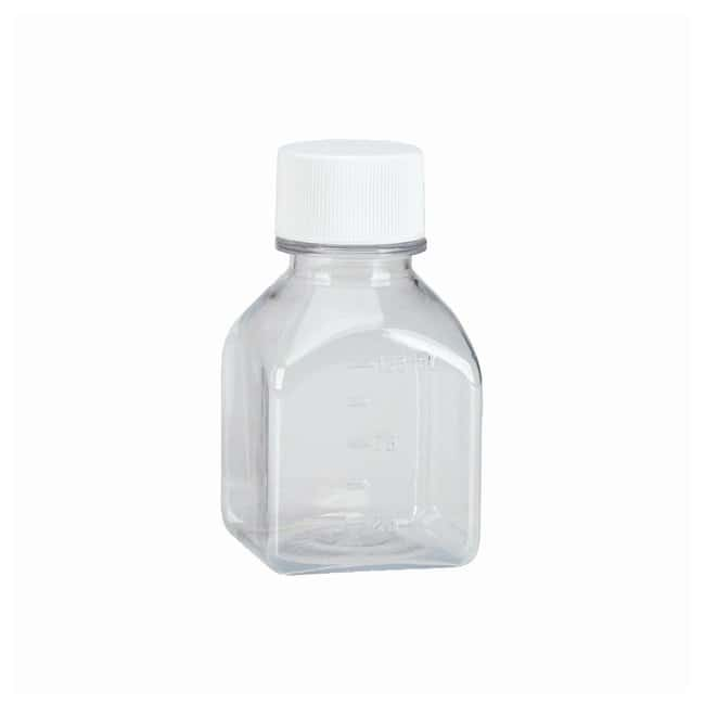 DWK Life Sciences Wheaton™ Plastic Nongraduated Media Bottles