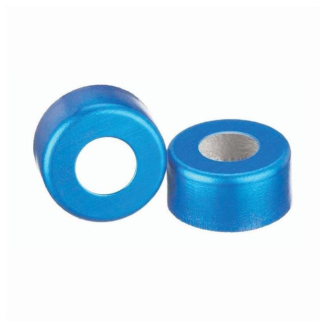 DWK Life Sciences Wheaton Unlined Aluminum Open-Top Seals 11mm (0.43in.);