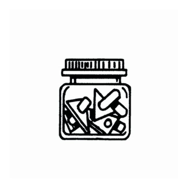 DWK Life SciencesWheaton™ Spin Vanes for V-Vials Fit 2, 3, 5, and 10mL V-Vials DWK Life SciencesWheaton™ Spin Vanes for V-Vials