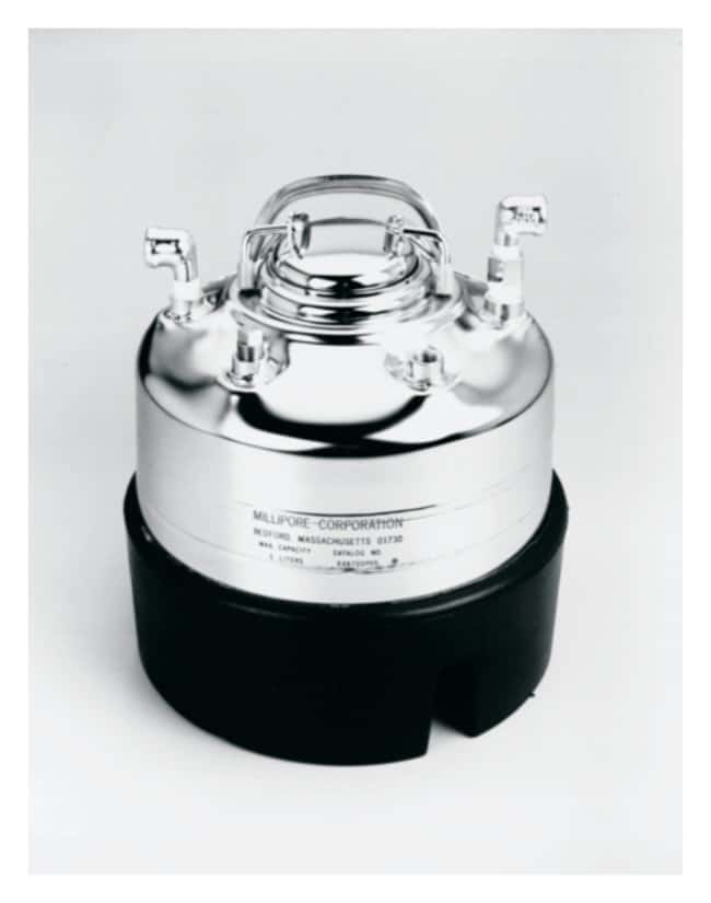 Merck MilliporeRecipientes a presión de dispensación Recipiente de presión; capacidad: 10L Merck MilliporeRecipientes a presión de dispensación