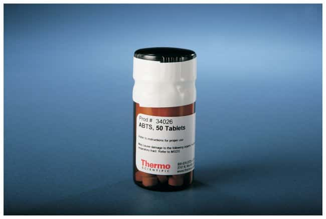 Thermo Scientific Pierce ABTS Substrates:Electrophoresis, Western Blotting