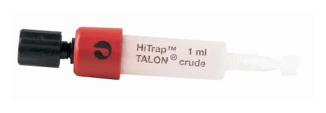 GE Healthcare HiTrap TALON Crude Prepacked Columns  Column I.D.: 7mm; Flow