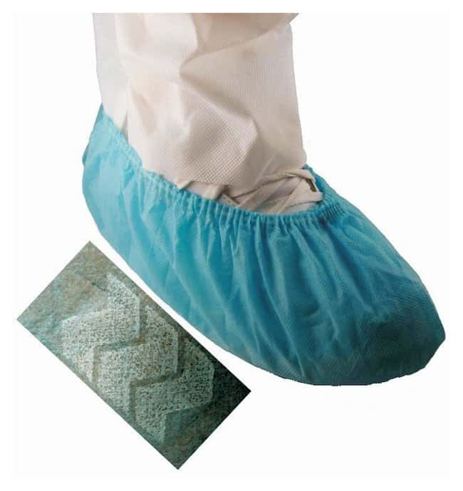 TiansPolypropylene Shoe Covers Universal Size:Personal Protective Equipment
