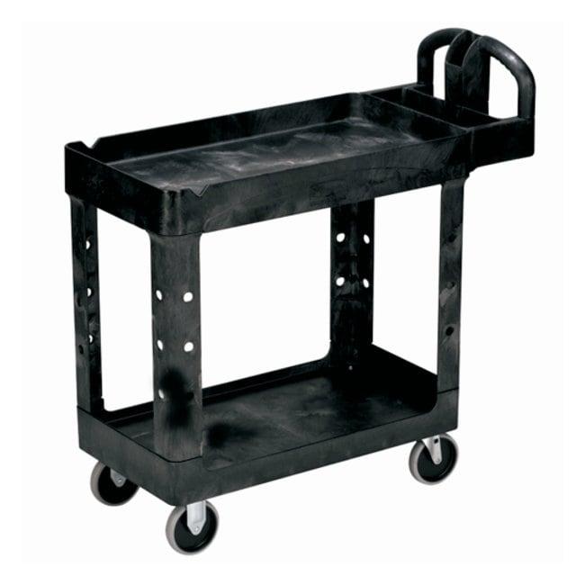 Rubbermaid™Heavy-Duty Tray-Shelf Carts