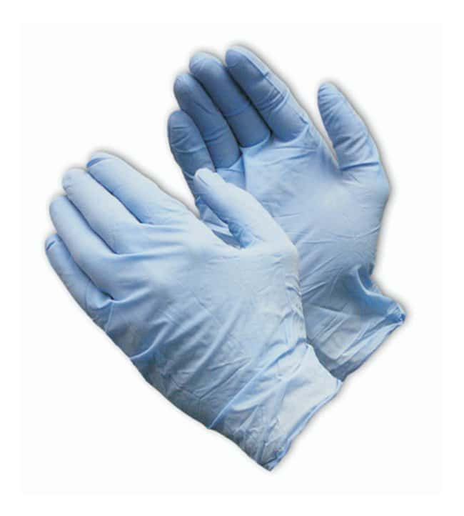 PIP Ambi-dex Turbo Nitrile Disposable Powder Free Gloves Small; 4mil:Gloves,