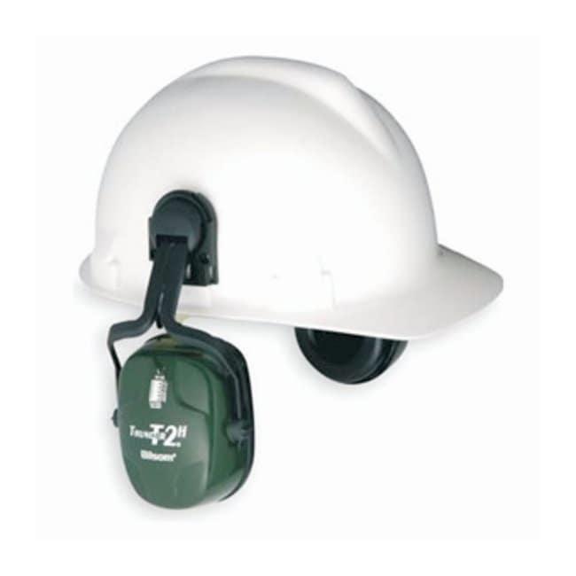 Honeywell Howard Leight Thunder T2 Ear Muffs T2H; Cap mount:Gloves, Glasses