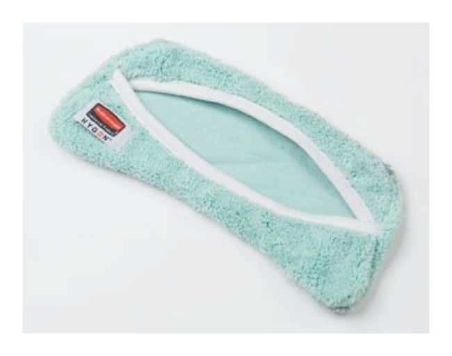 Rubbermaid HYGEN MF Flexi Frame Mops Dust mop cover; Green:Gloves, Glasses