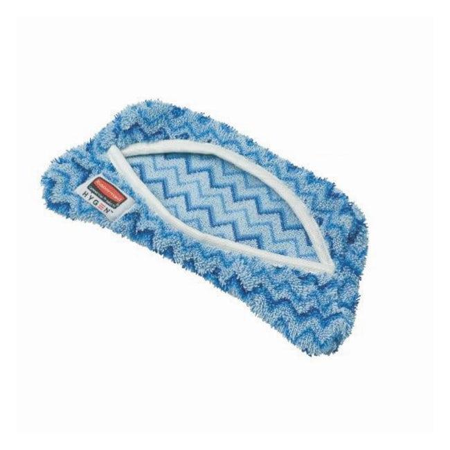 Rubbermaid HYGEN MF Flexi Frame Mops Damp mop cover; Blue:Gloves, Glasses