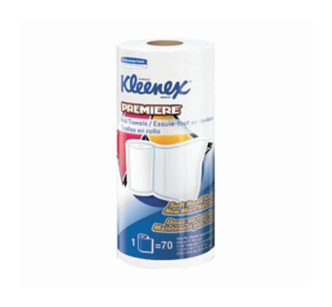 Kimberly-Clark Professional Kleenex Premiere Kitchen Roll Towels White,
