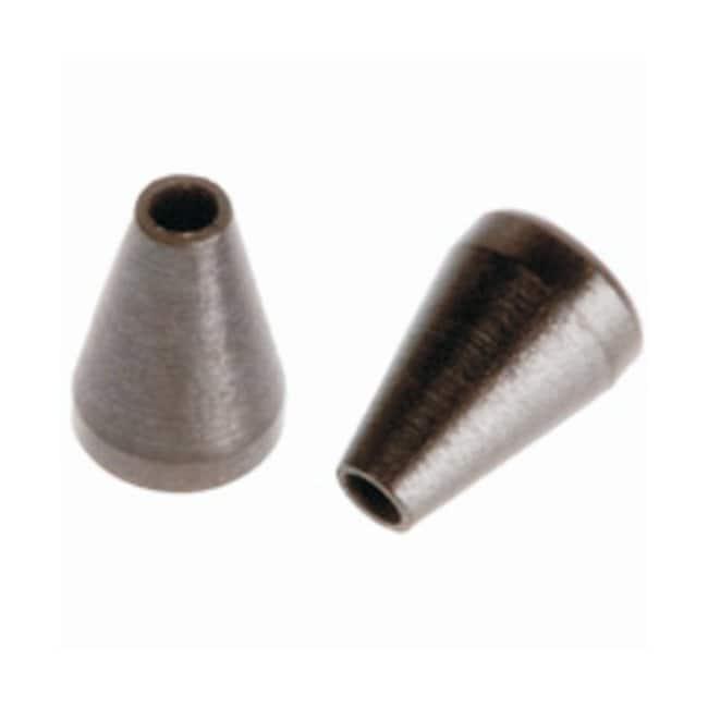 Restek™One-Piece Fused Silica Adaptor Ferrule Valcon Polyimide; 1/32 in.; Tubing ID: 0.53mm; 5/Pk. Restek™One-Piece Fused Silica Adaptor Ferrule