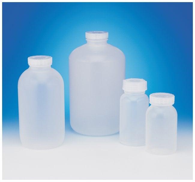 Bel-Art™SP Scienceware™ Polypropylene Mason Jar Wide-Mouth Bottles