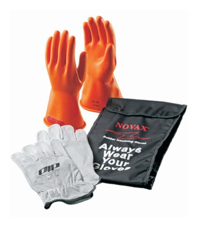 PIP NOVAX Electrical Safety Kits with 11 in. Gloves Class 0; Length: 28cm