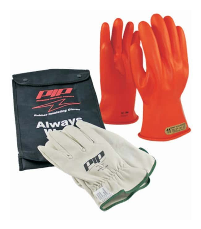 PIP NOVAX Electrical Safety Kits with 14 in. Gloves Class 2; Length: 35.5cm