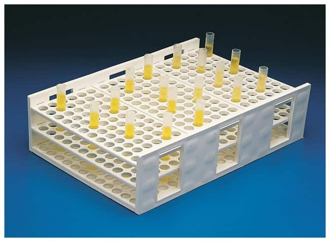Bel-Art SP Scienceware Radioimmunoassay Tube Racks :Racks, Boxes, Labeling