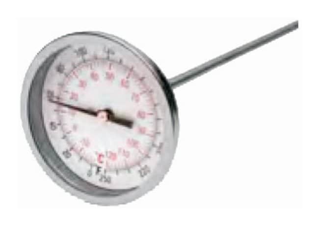 H-B InstrumentDurac Bi-Metallic Dial Thermometers - 75mm Dial:Thermometers